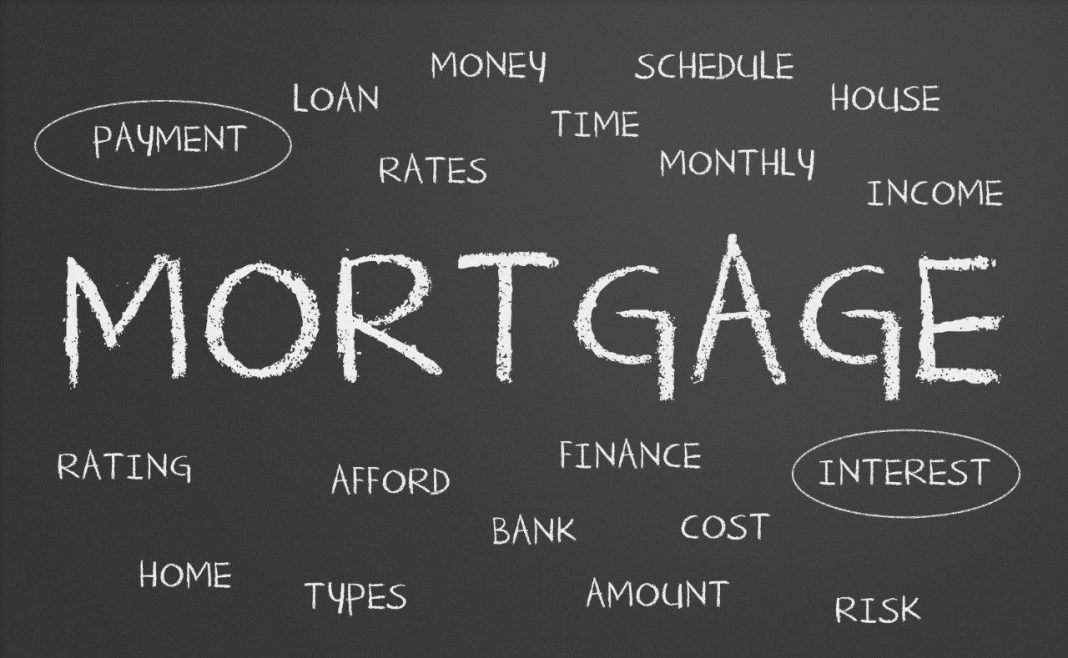 mortgage glossary words